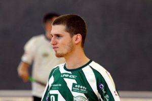 Kann mit Aachen noch den Titel gewinnen: DJK-Zweitligaverteidiger André Berens