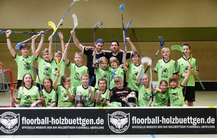 Floorball Camp 2014
