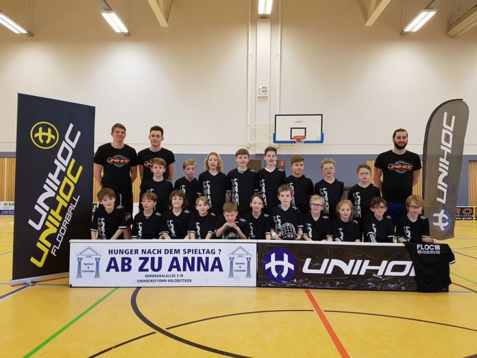 Floorball Camp 2018