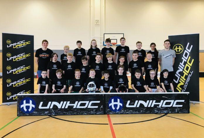 Floorball Camp 2019