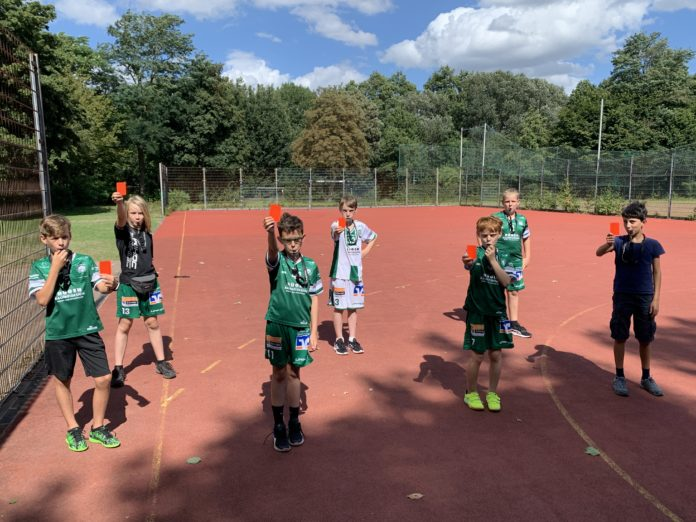 Floorball Schiedsrichterkurs NRW Jugend
