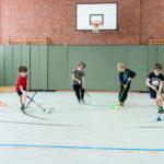 U7 Floorball - Mannschaftsport für Kinder