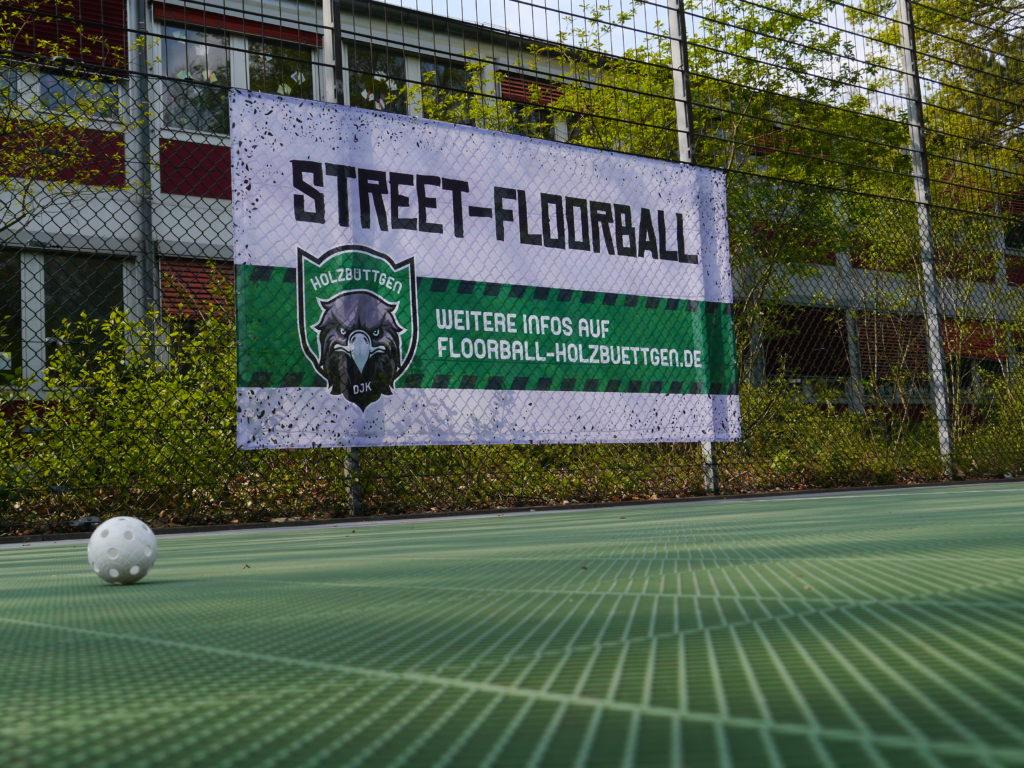 Street Floorball Outdoorfeld